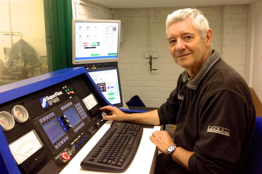 Dave Walker. Engineer. Norfolk 2015